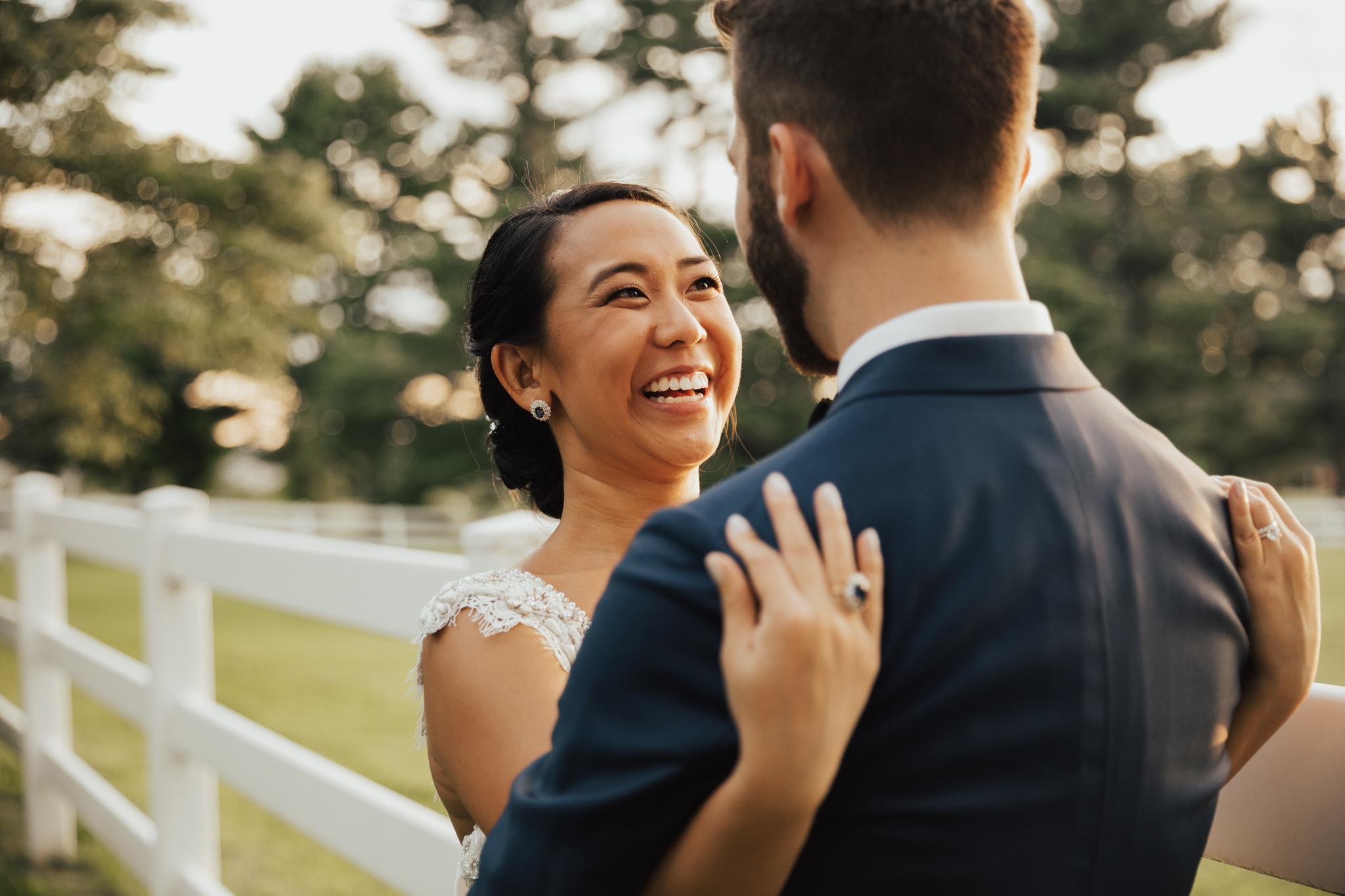 nyc romantic wedding photographers