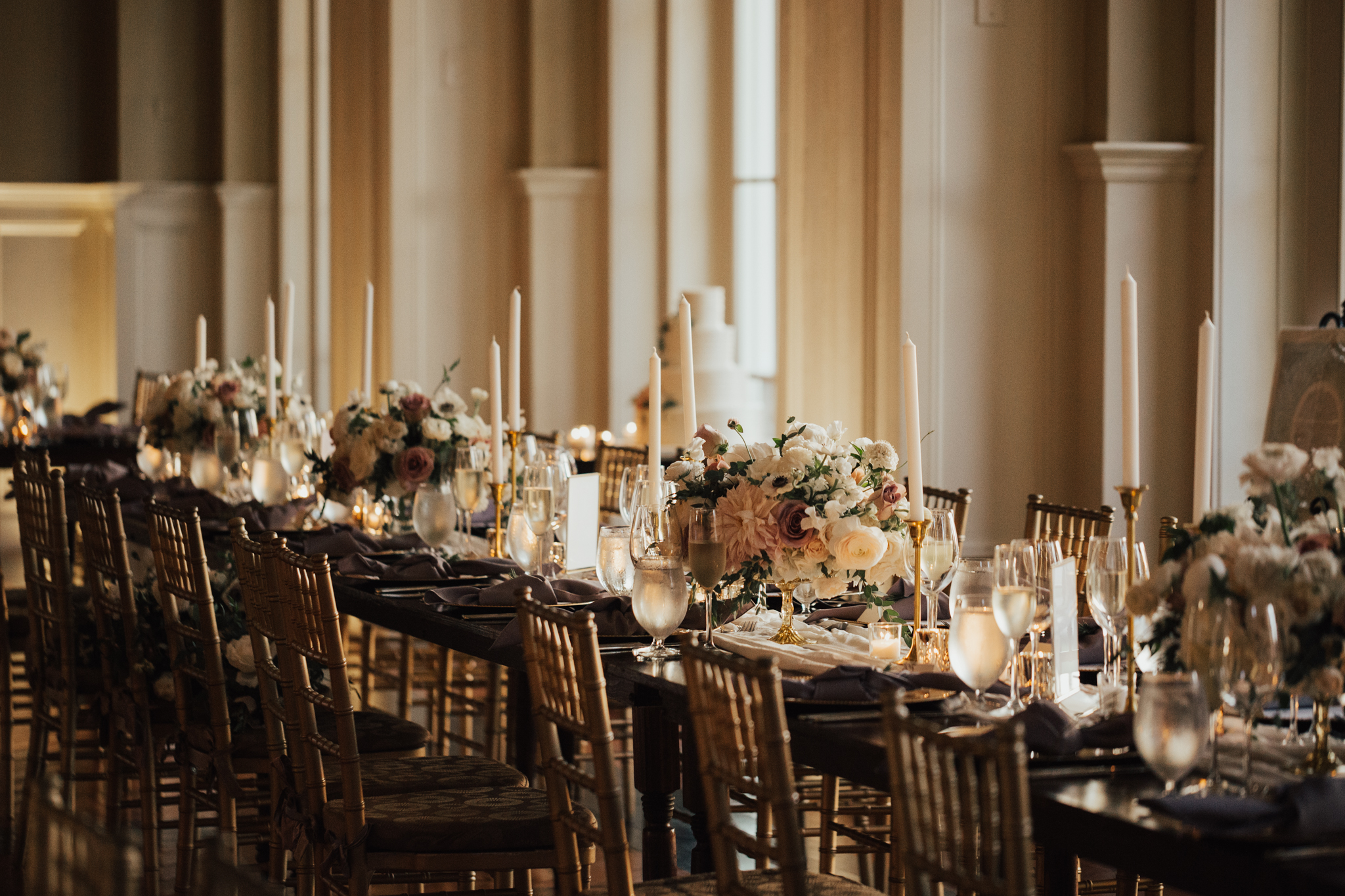 romantic inspired wedding decor