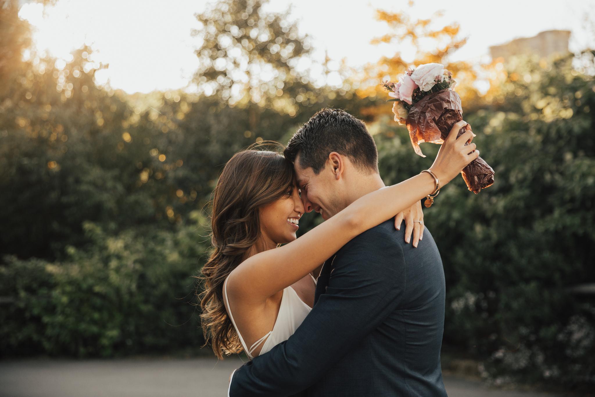 Candid wedding photography nyc nj