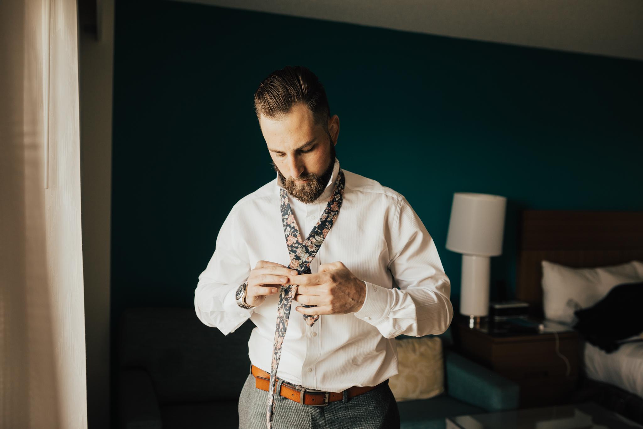 Indochino groom suit