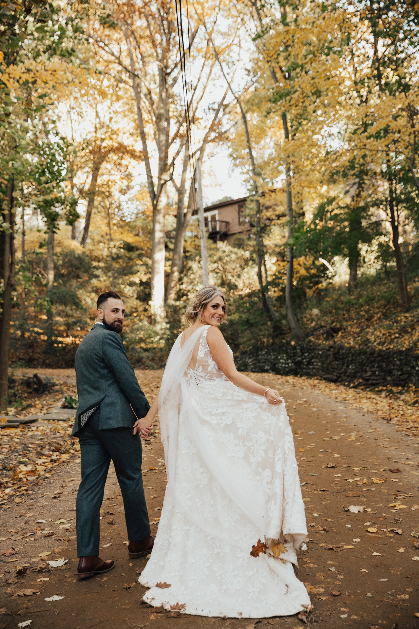 Bhldn wedding dress NYC
