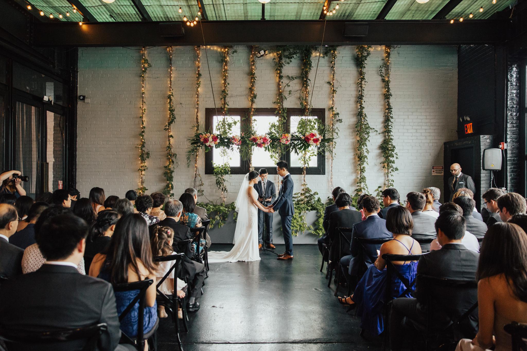 501 union wedding