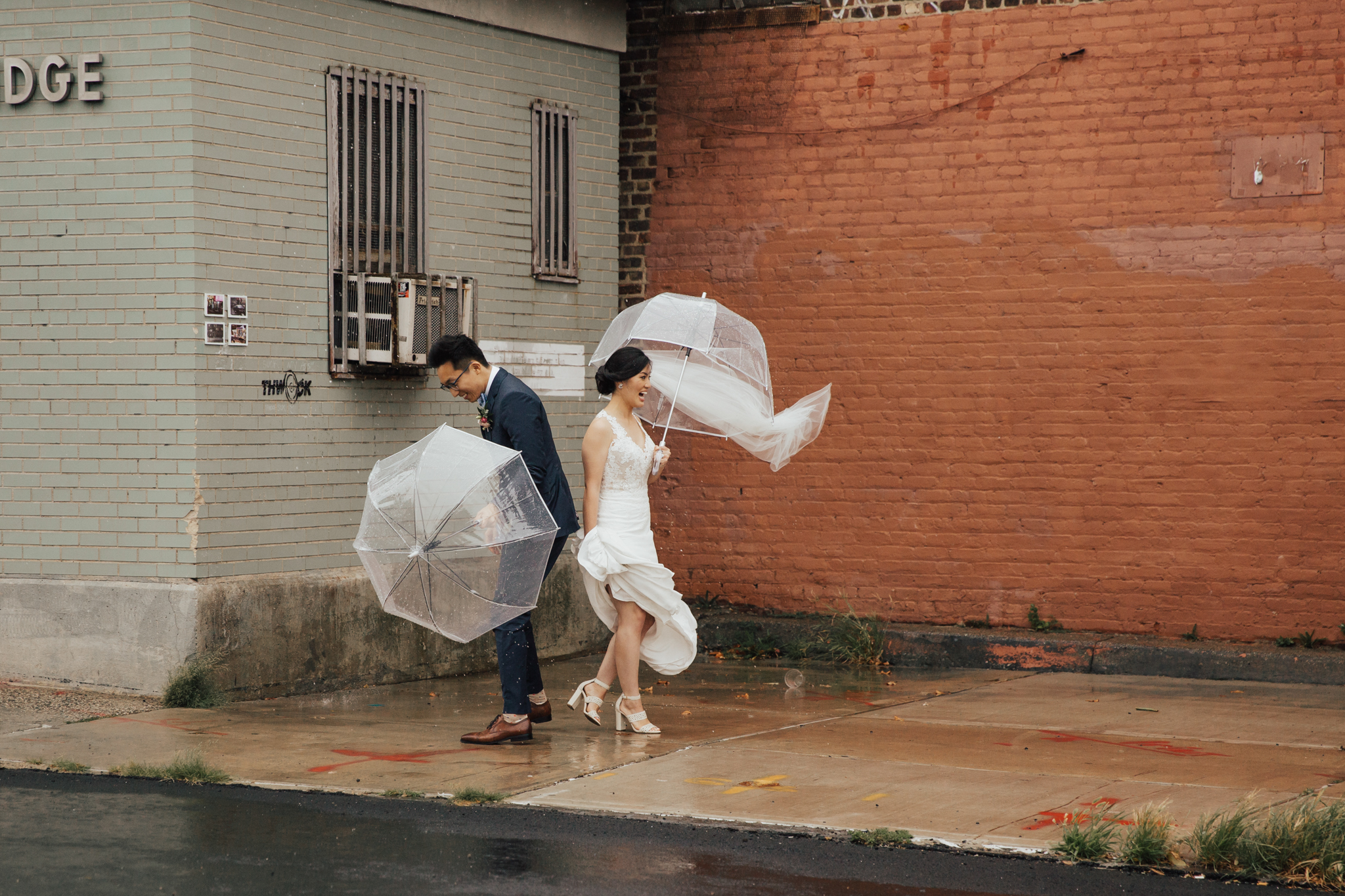 fun brooklyn wedding photographers