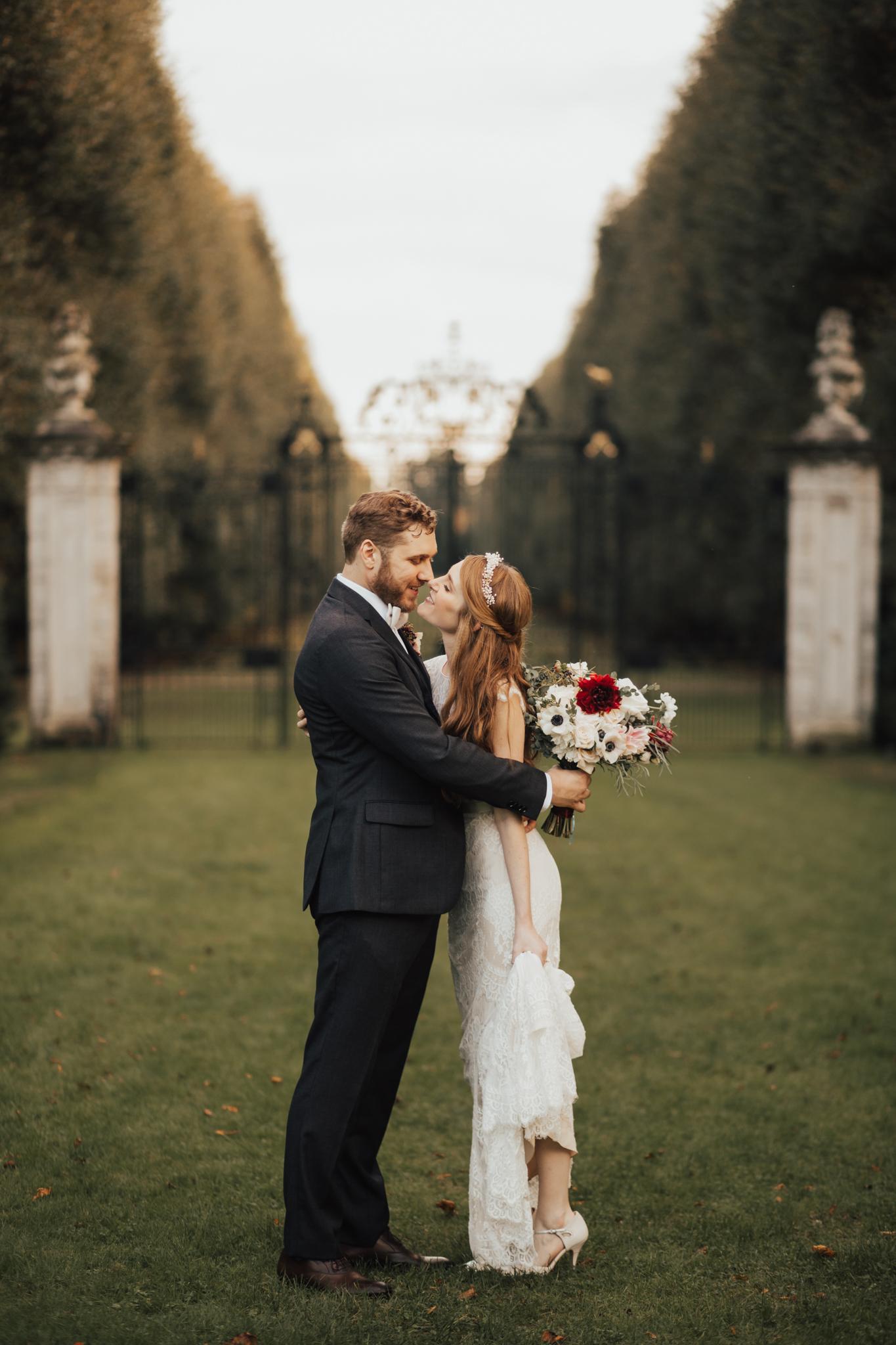 Glenmere mansion wedding
