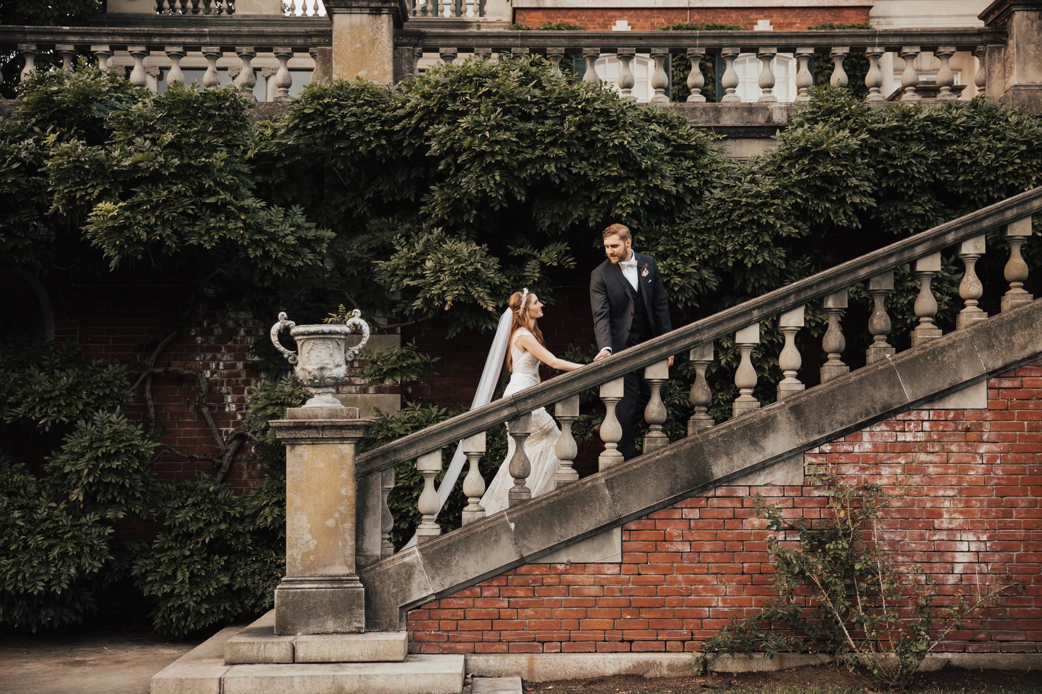 castle wedding new york