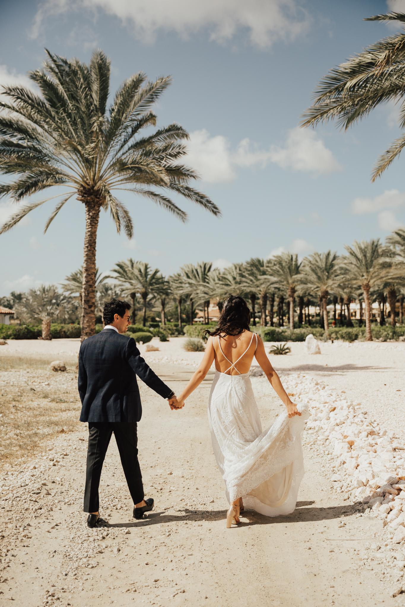 Curacao Beach Wedding