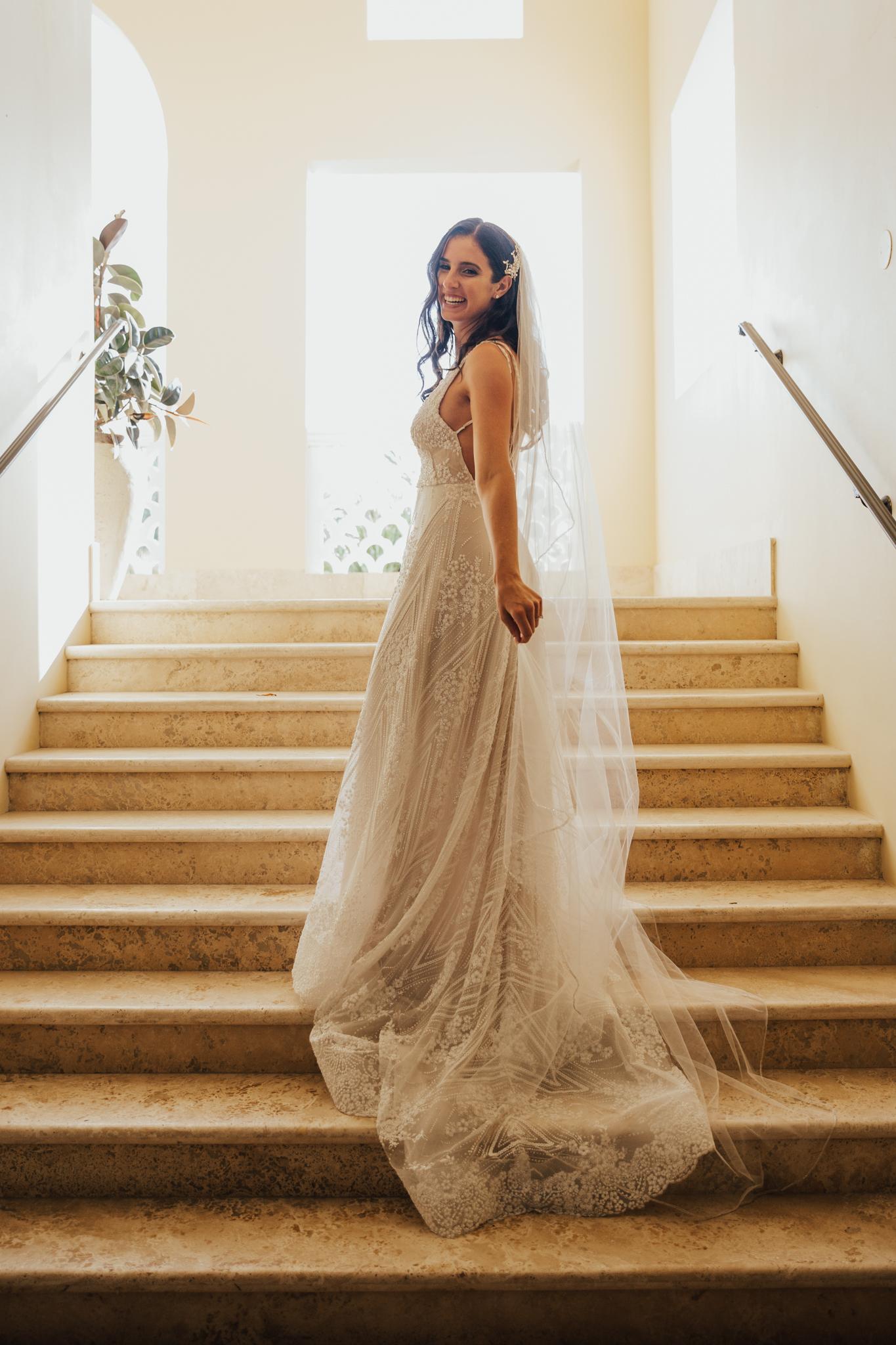 boho bride destination wedding