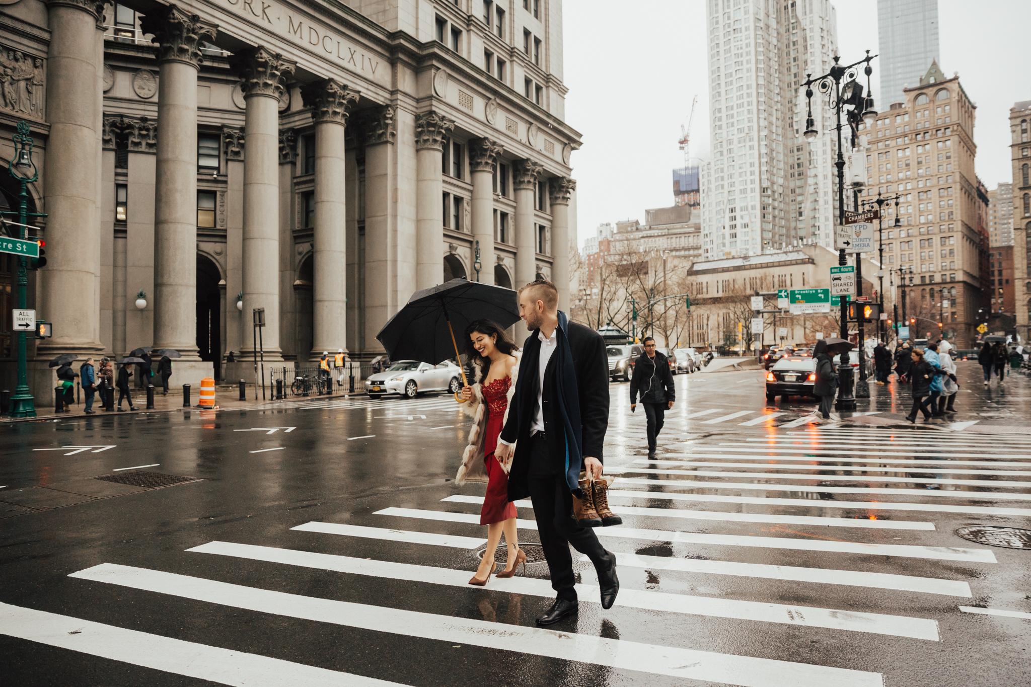 destination wedding city