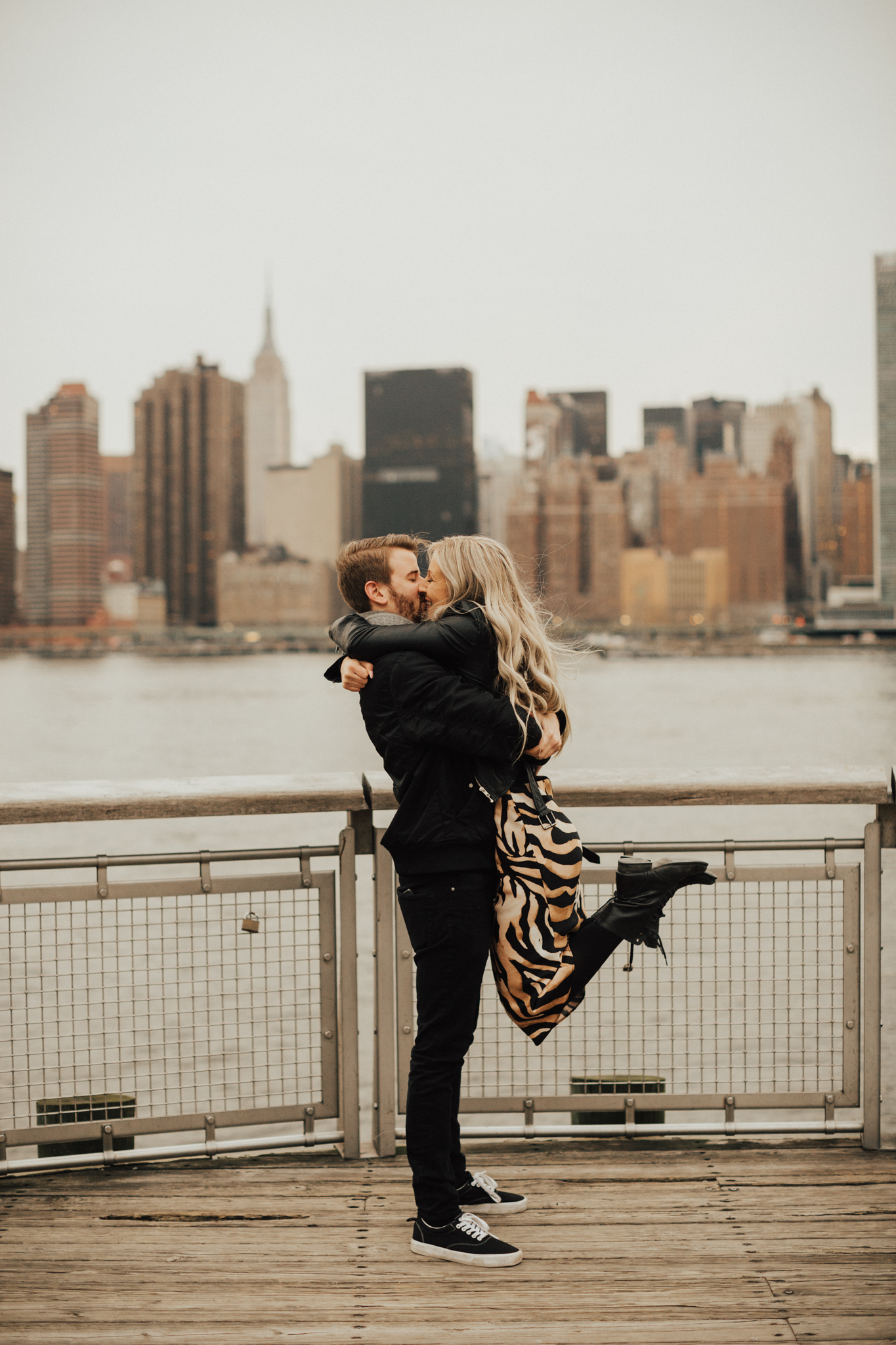 Gantry State Park Engagement NYC