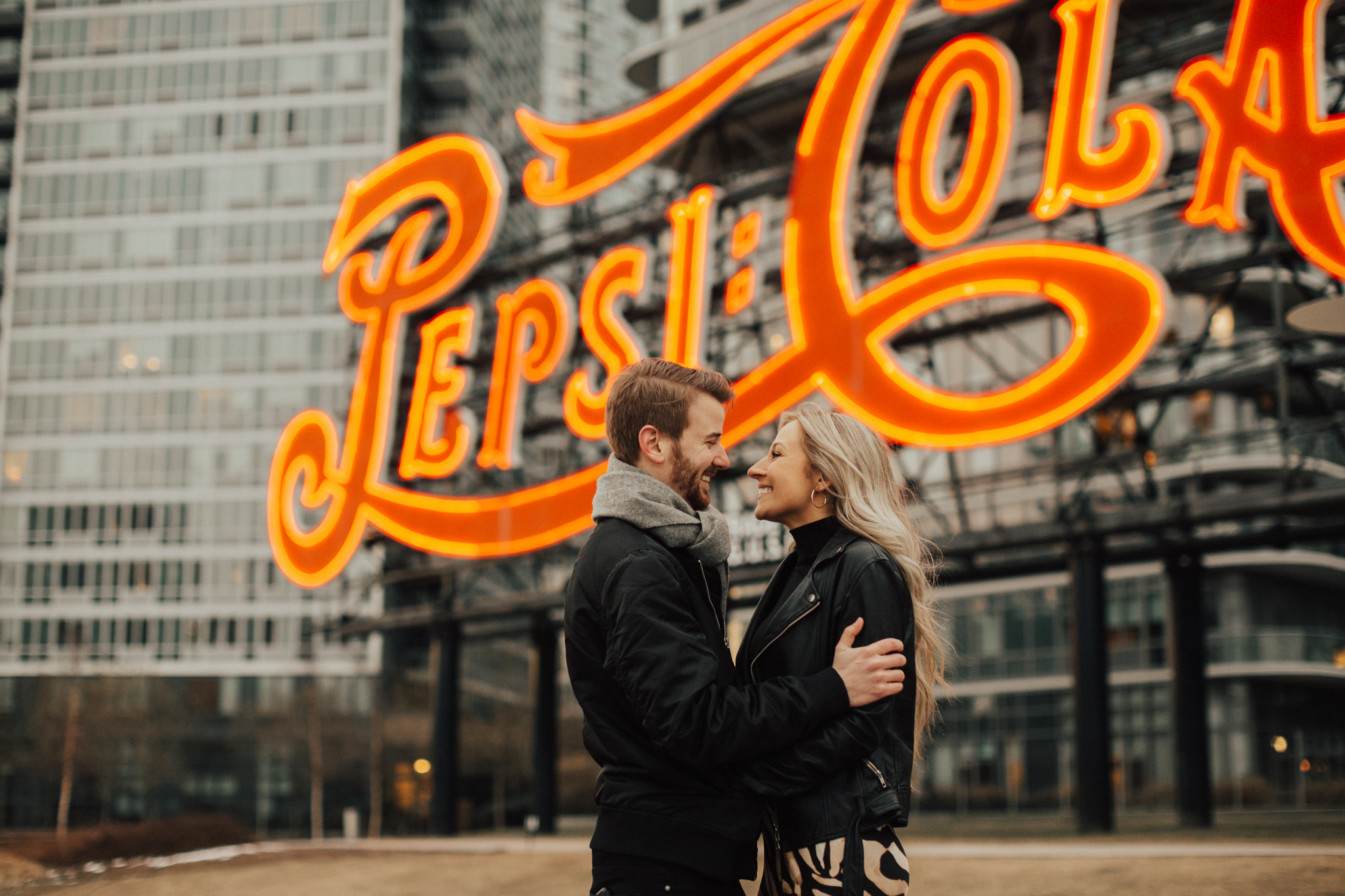 best engagement photographer nyc