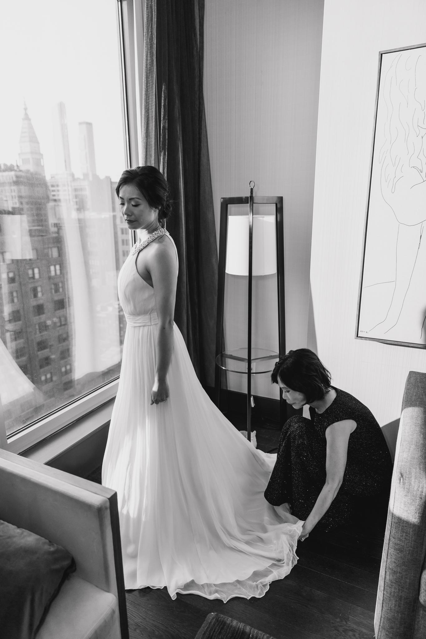 hotel eventi nyc wedding