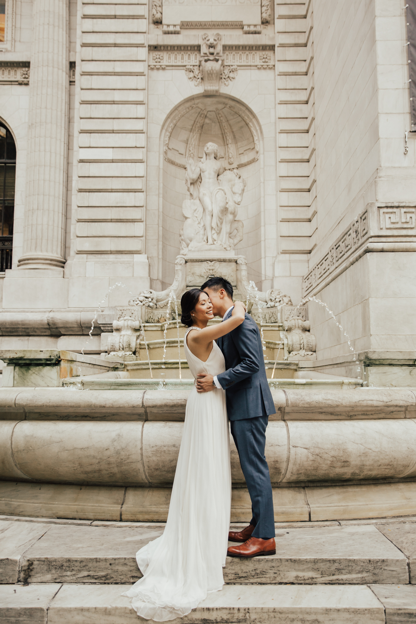 classy nyc wedding