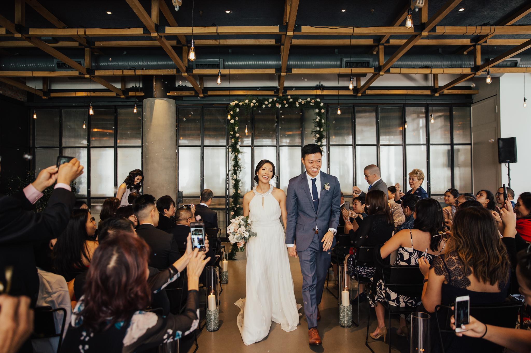 industrial wedding loft nyc