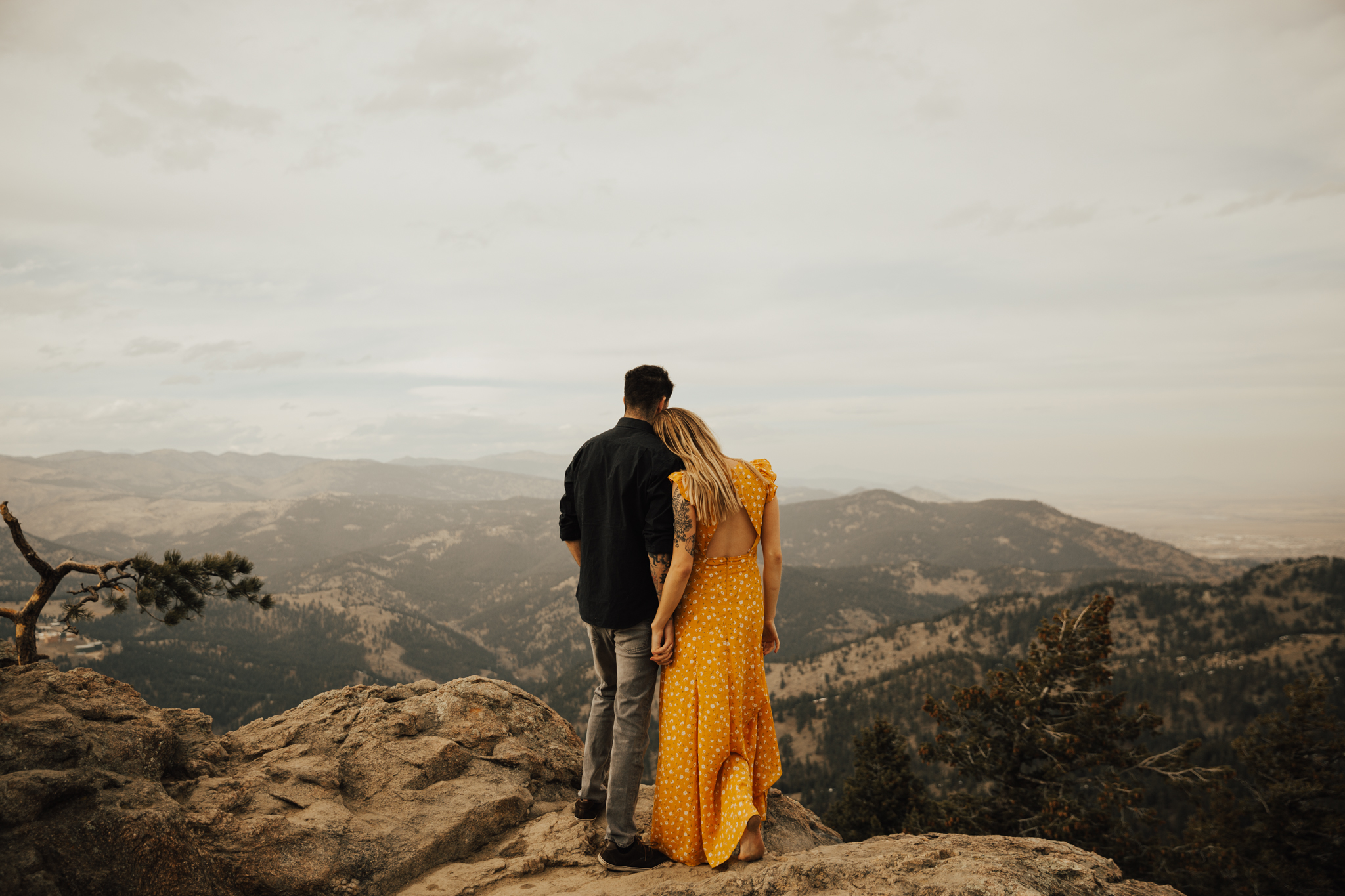 colorado lookout mountain engagement