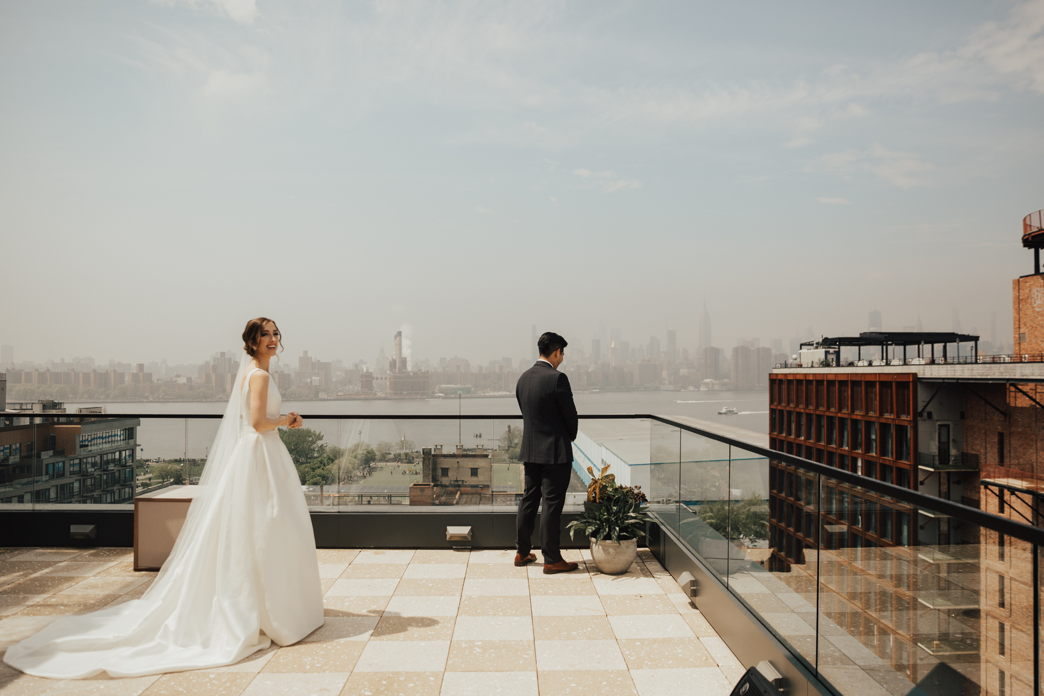 first look nyc rooftop