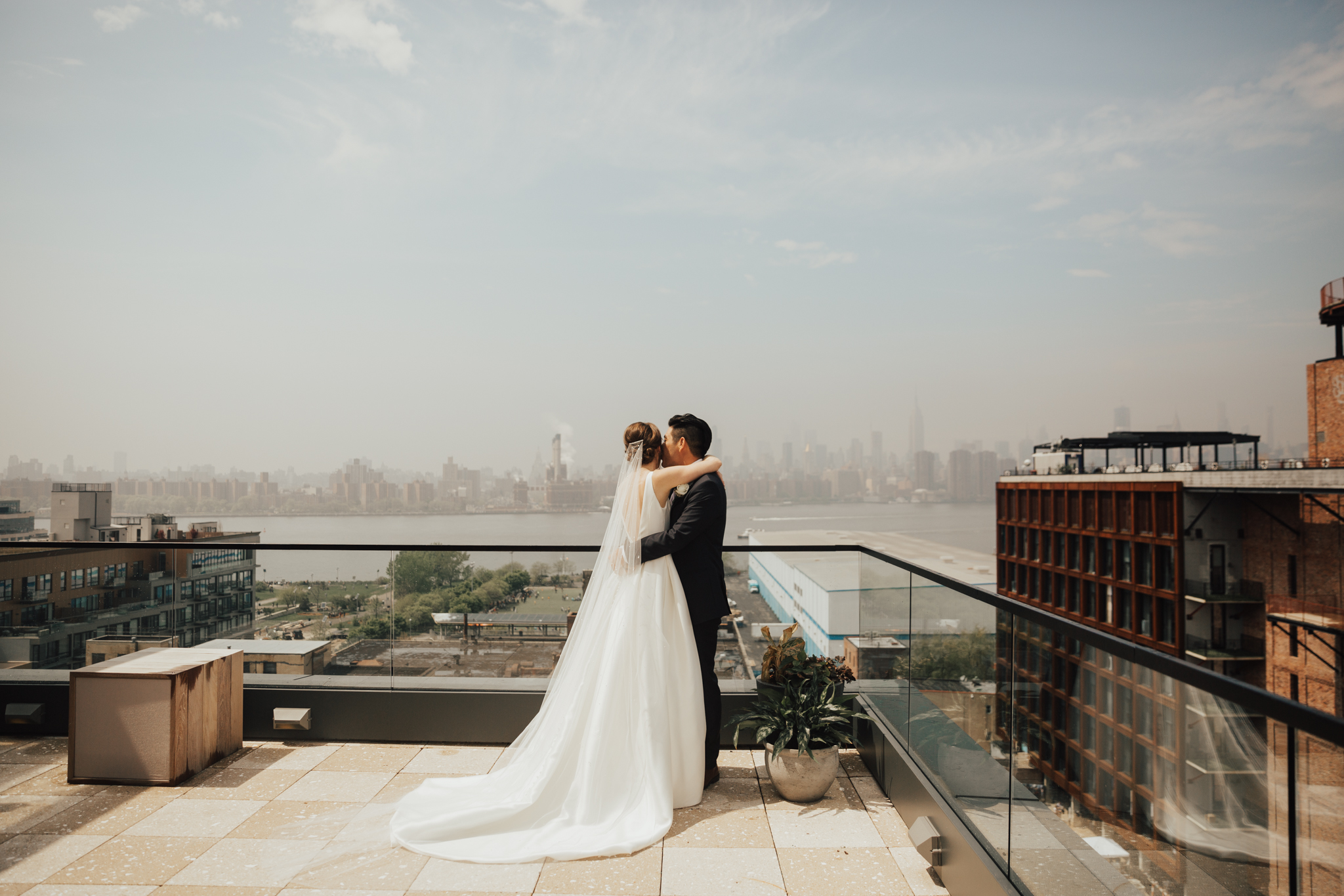 boho wedding brooklyn