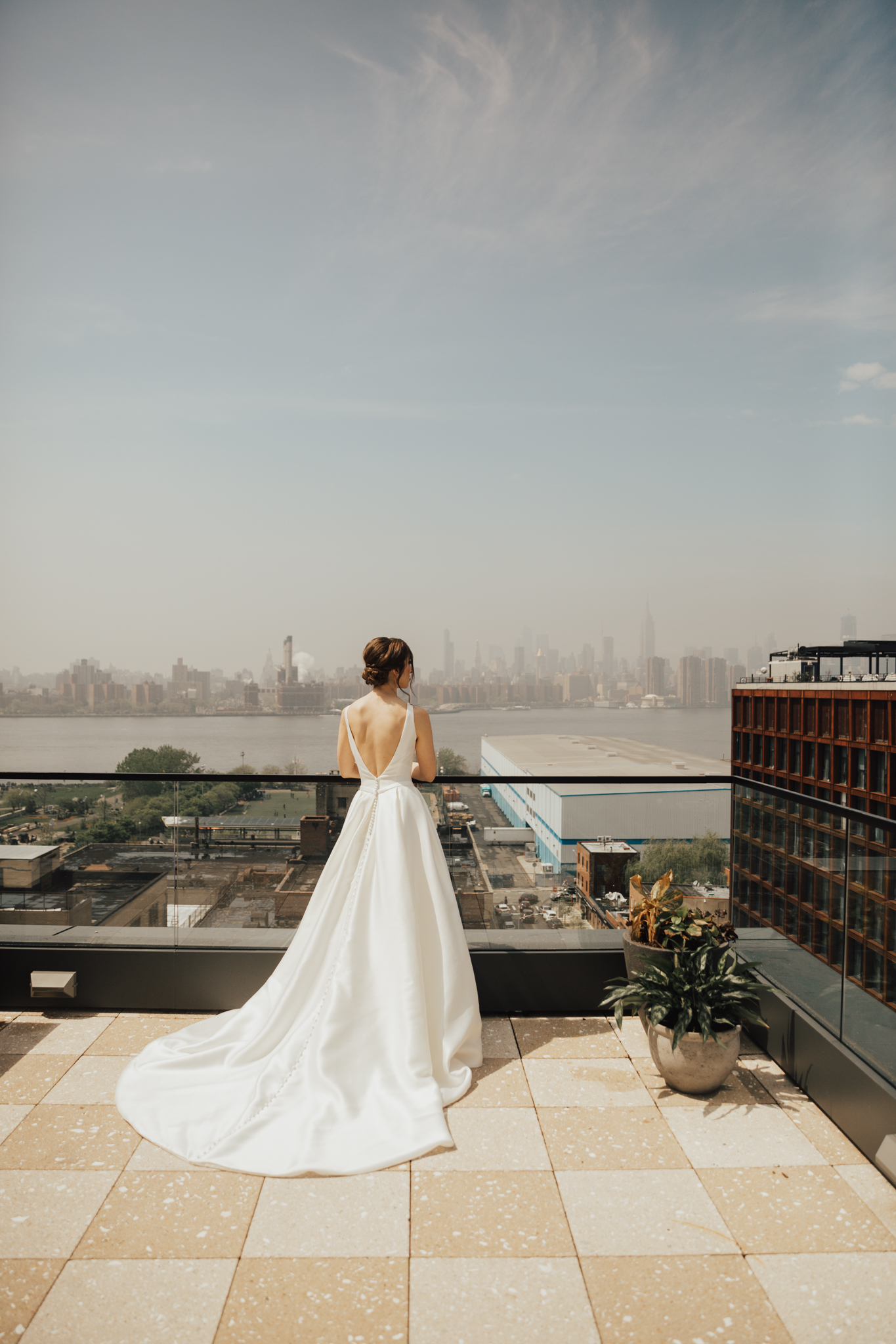 DOBBIN ST BROOKLYN WEDDING