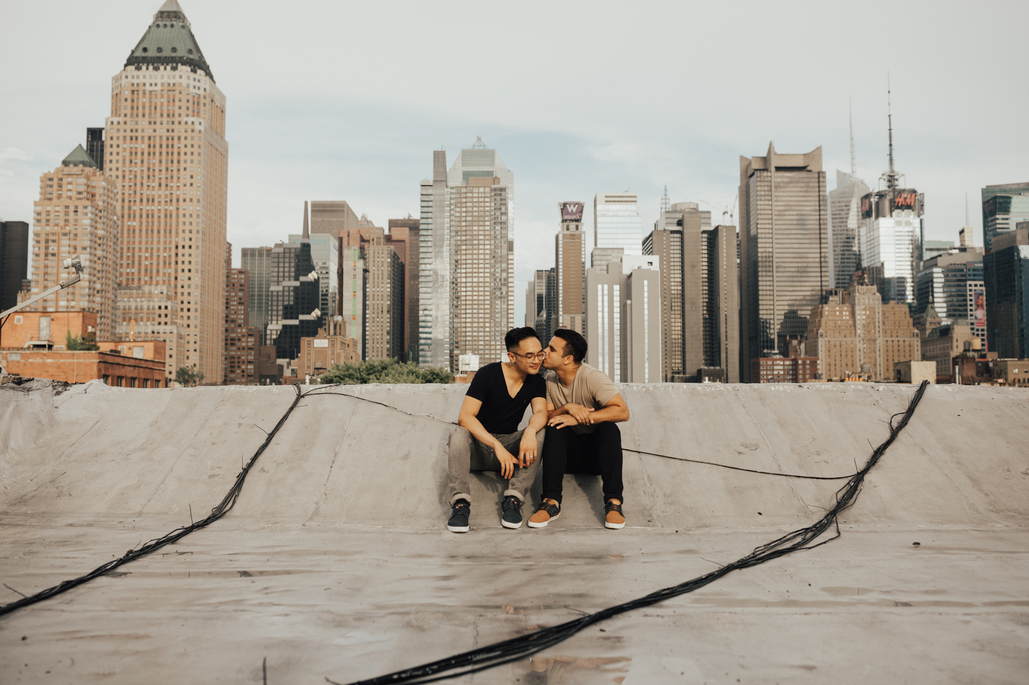 NY LGBT Wedding photographers