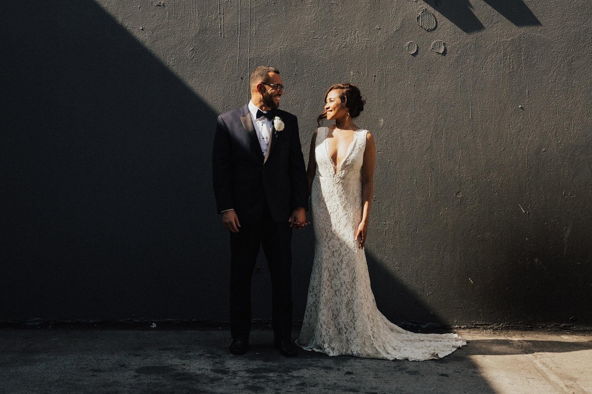 Keren + Dave - W Loft Wedding