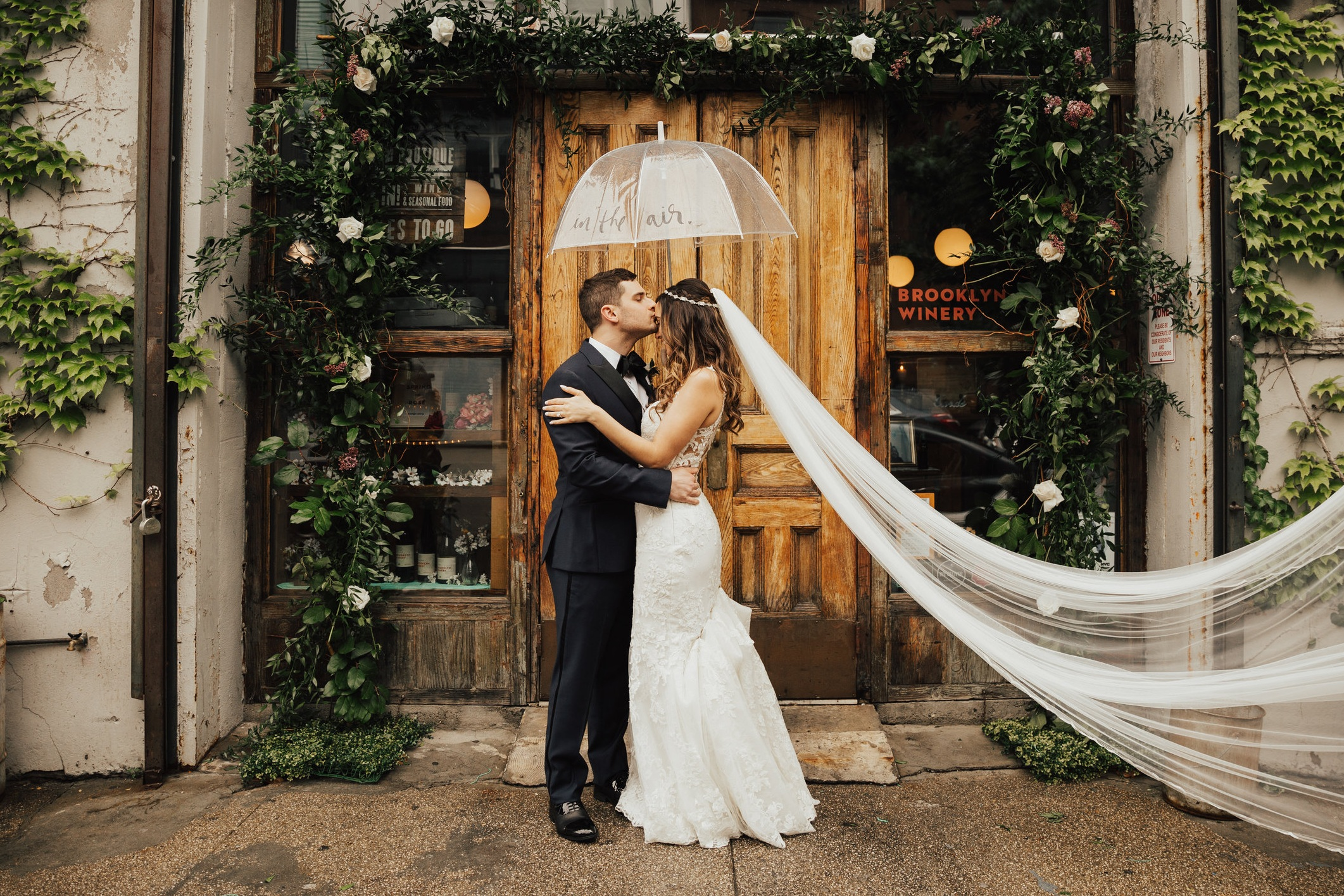 Angelica + Ryan - Brooklyn Winery Wedding