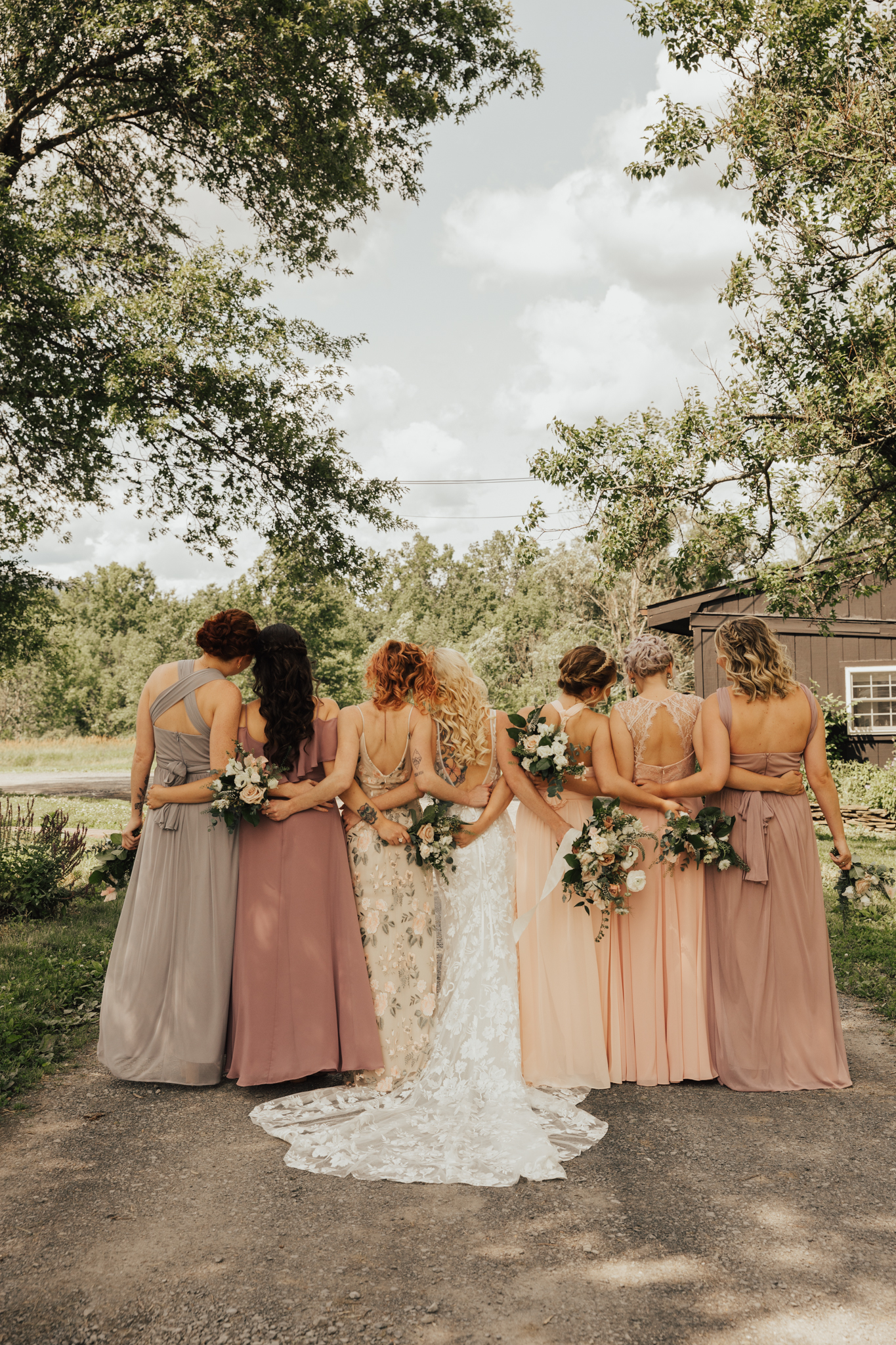 Catskills wedding
