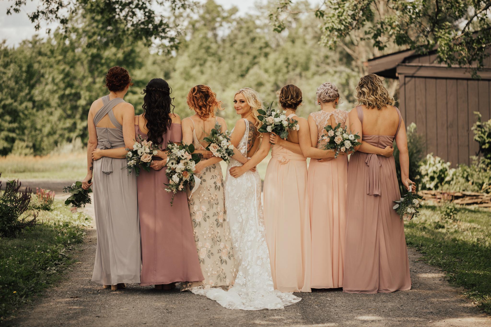 Buttermilk falls inn wedding