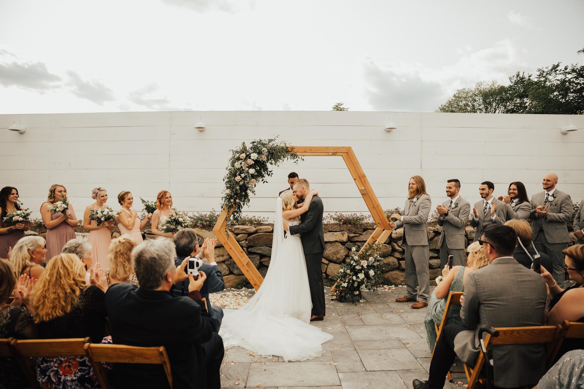 Audreys farmhouse wedding