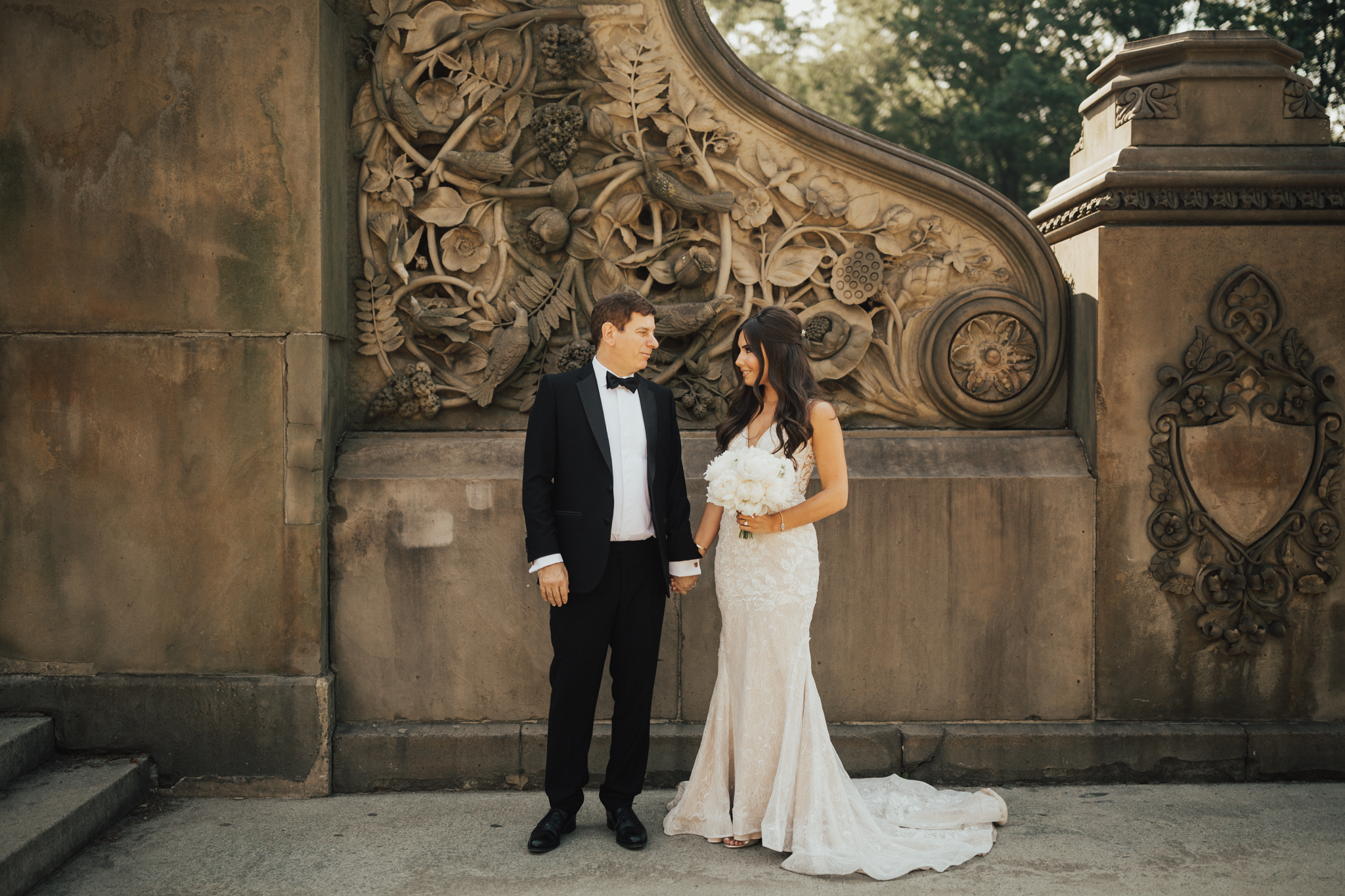artistic wedding photography nyc