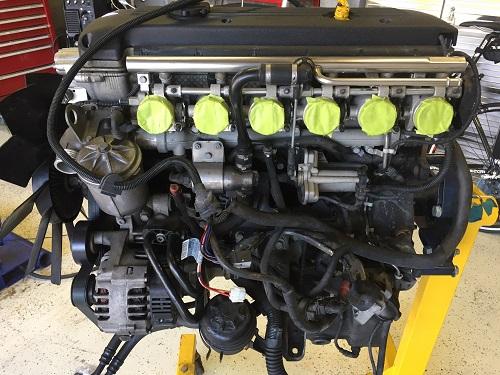 S54 M3 engine
