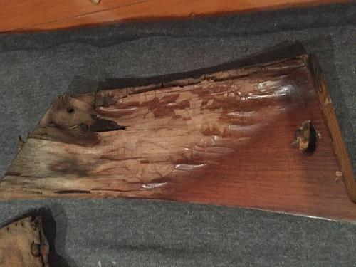 Dash wood