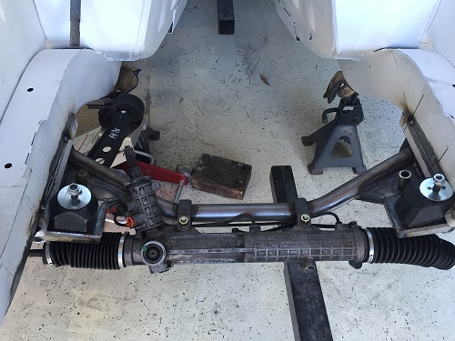 E36 Power Steering Rack