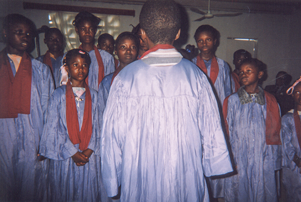 Rock Church International of Africa