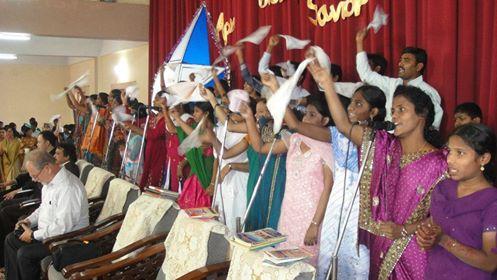 Rock Church of India choir