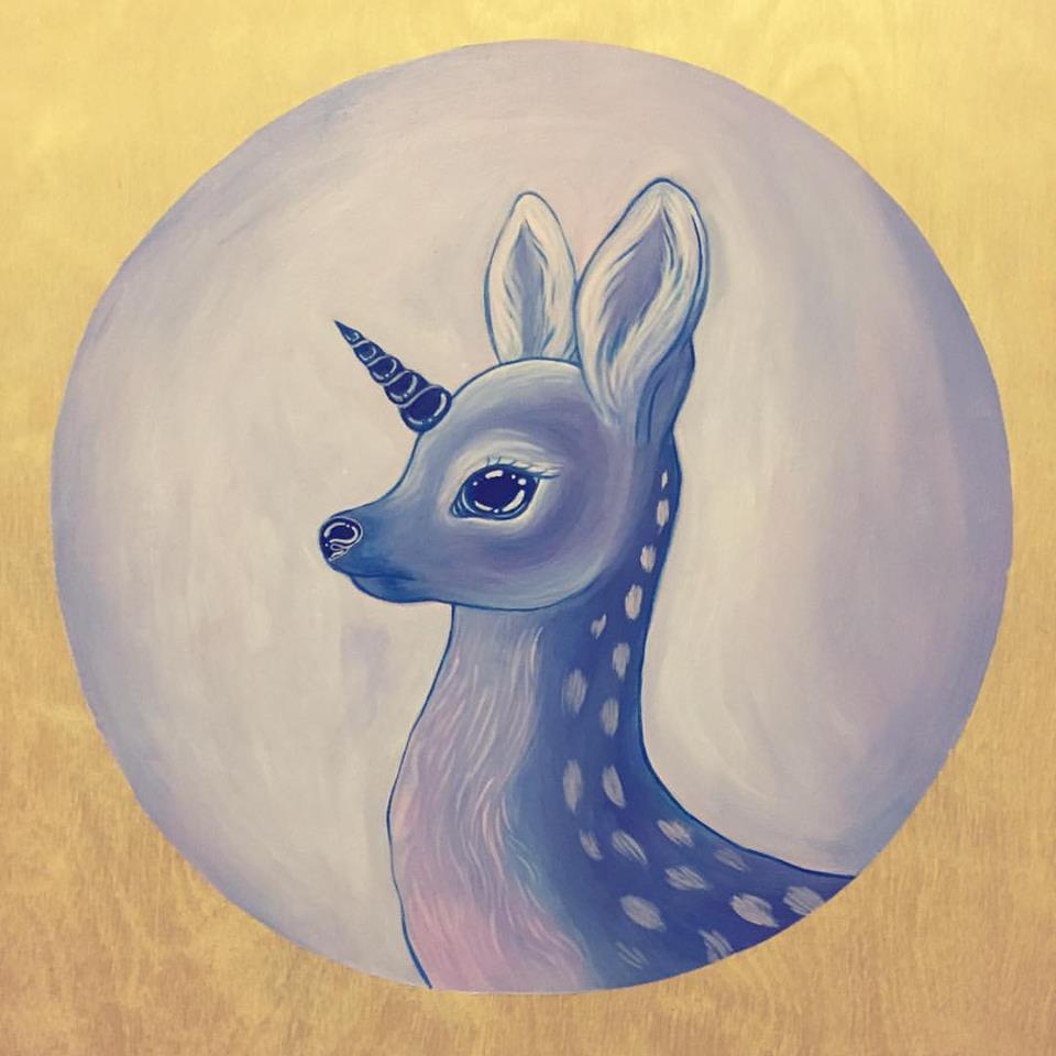 Moon Baby #1