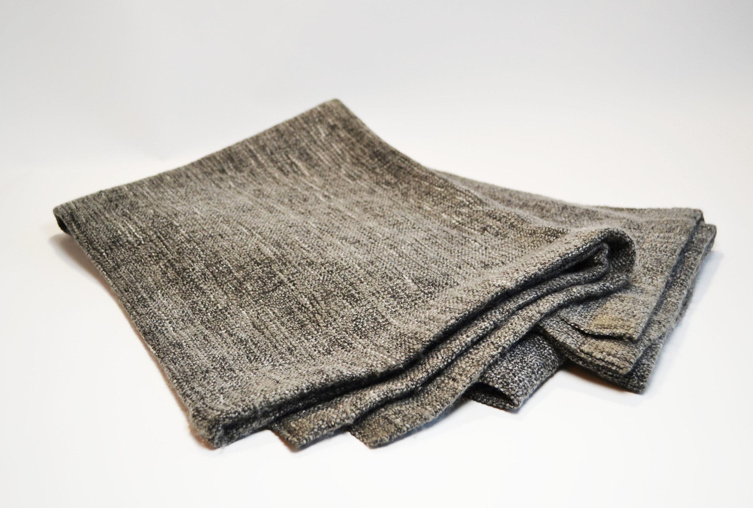 textured grey blanket   Quantity: 10  Price: $5.50