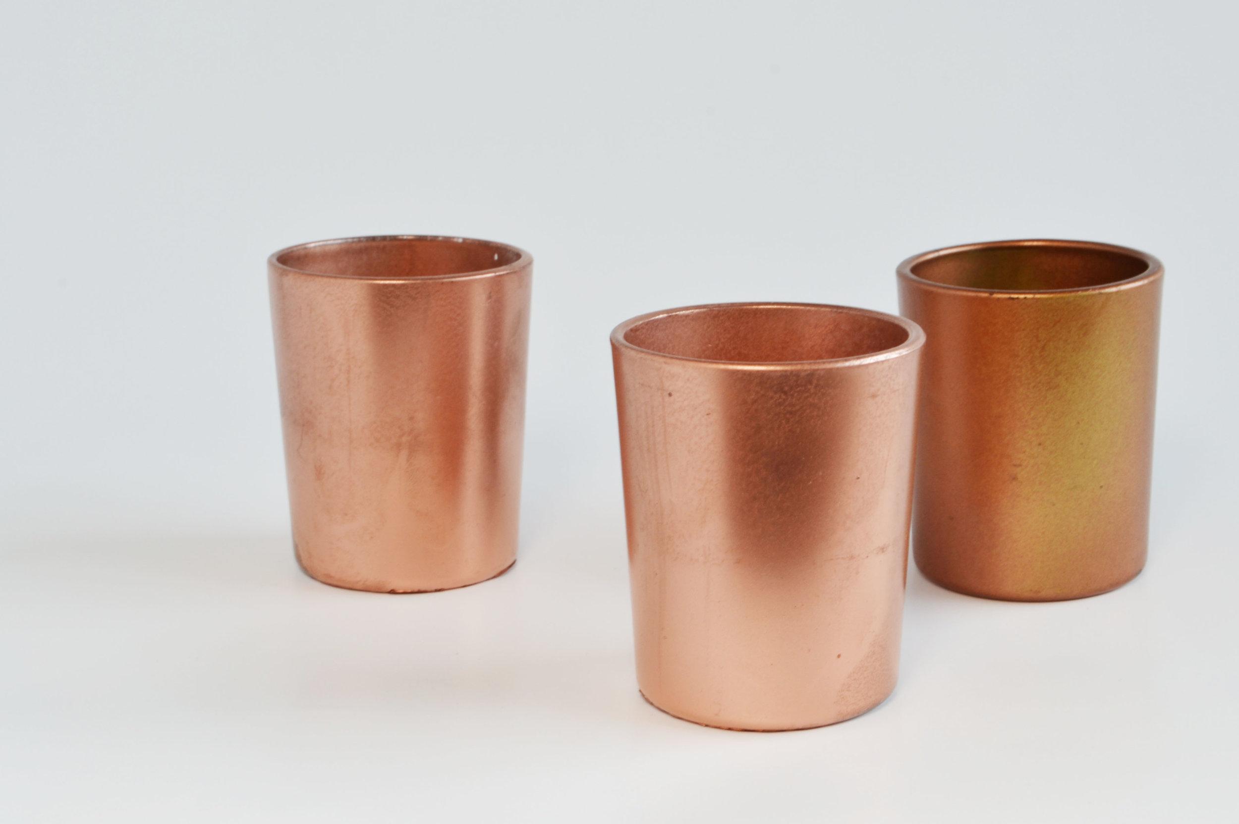 Copper Votive   Quantity: 100  Price: $2.50