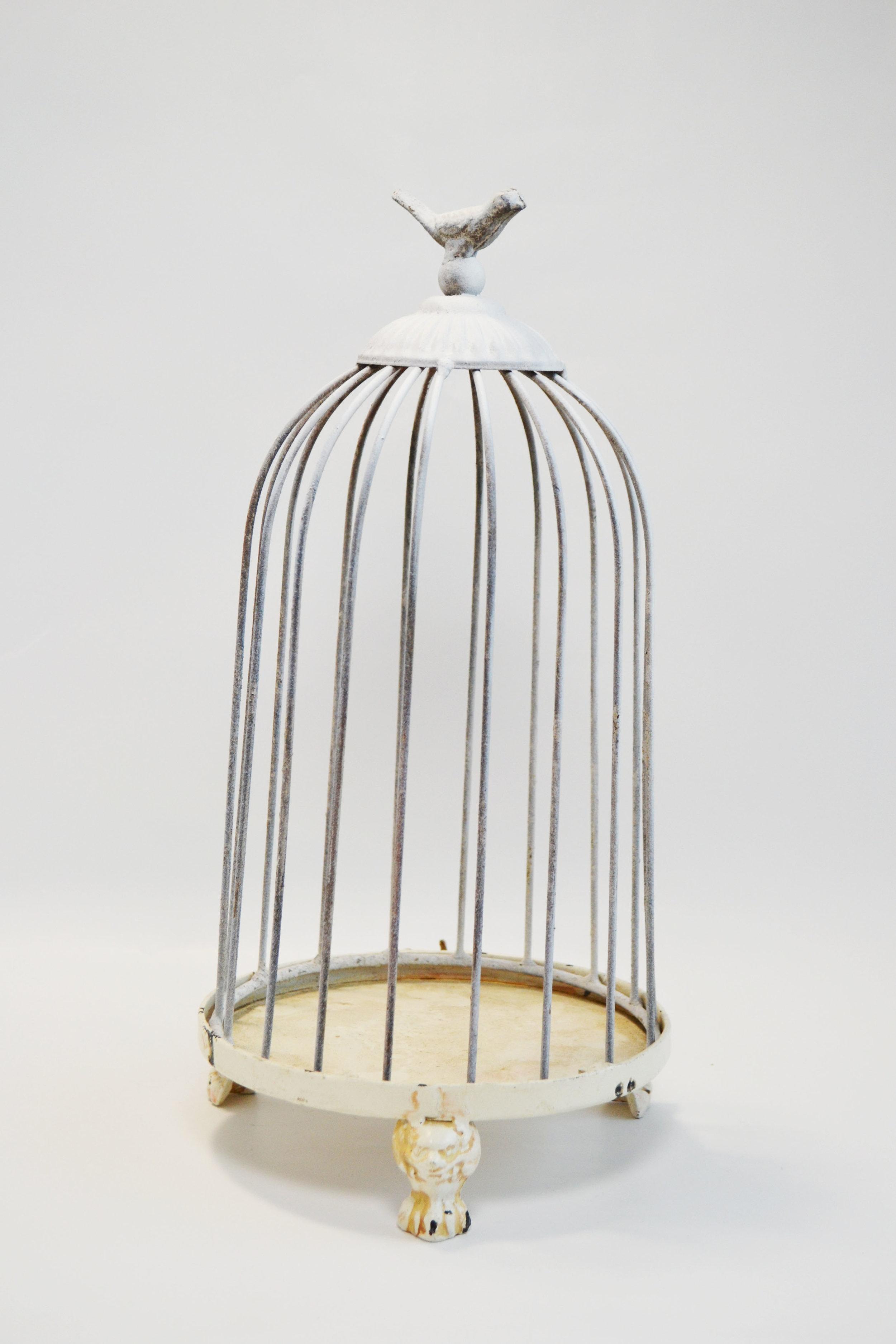 large bird cage   Quantity: 3  Price: $16.00