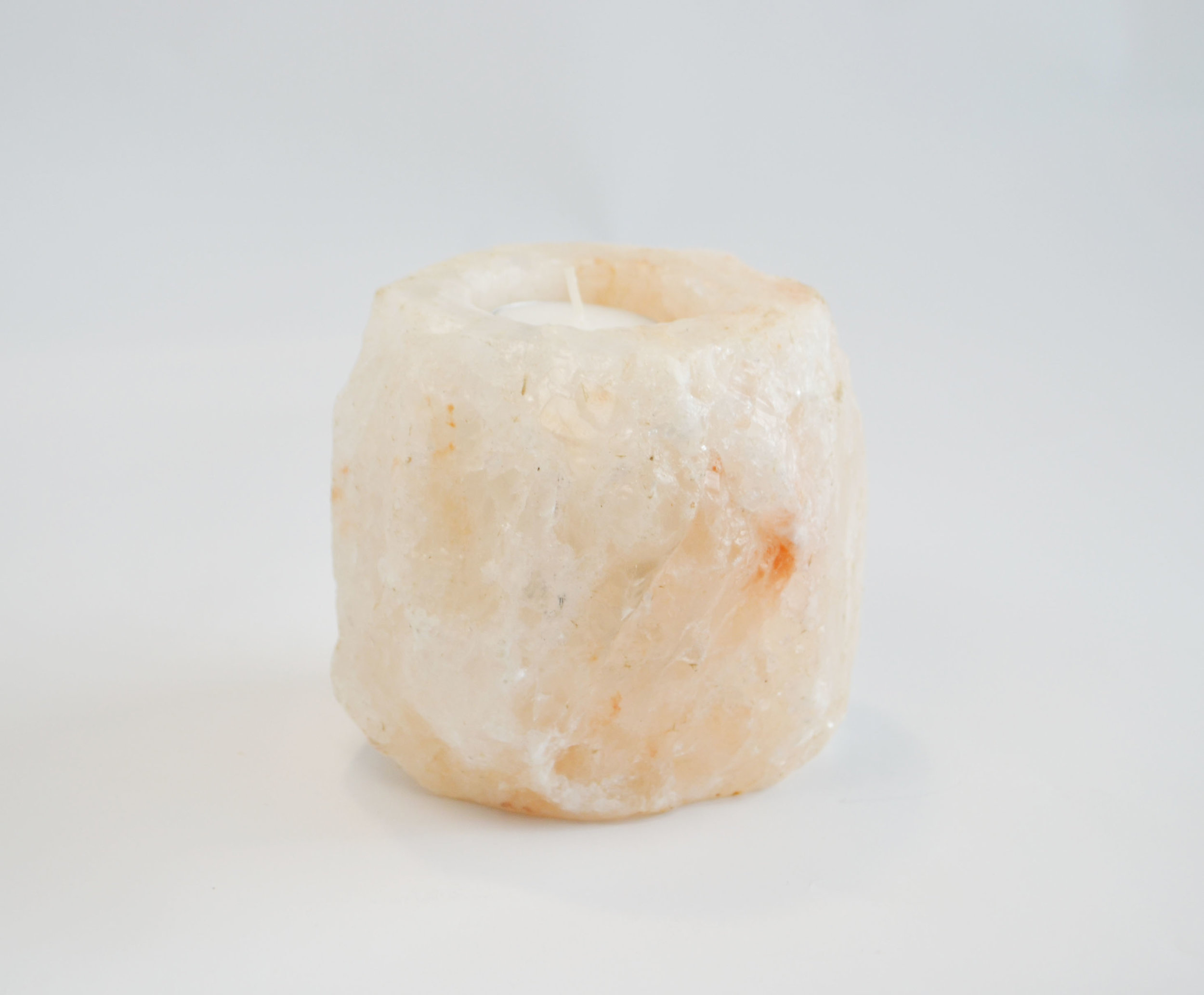 himalayan rock salt candle holder   Quantity: 84  Price: $9.50