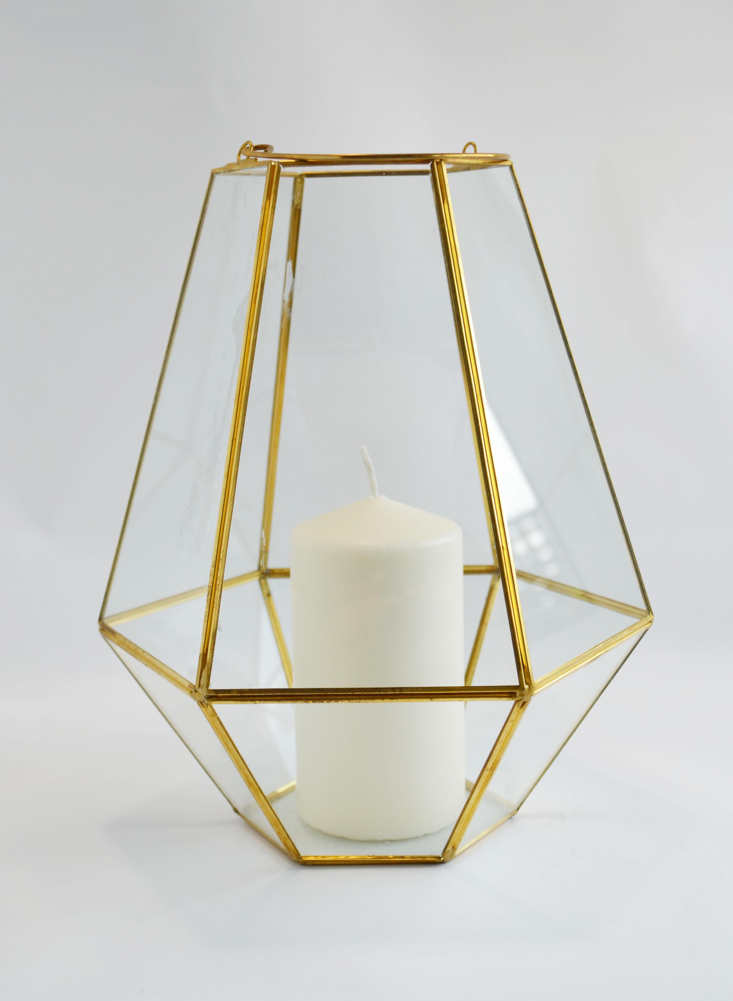 kailey lantern - tall   Quantity: 6  Price: $25.00