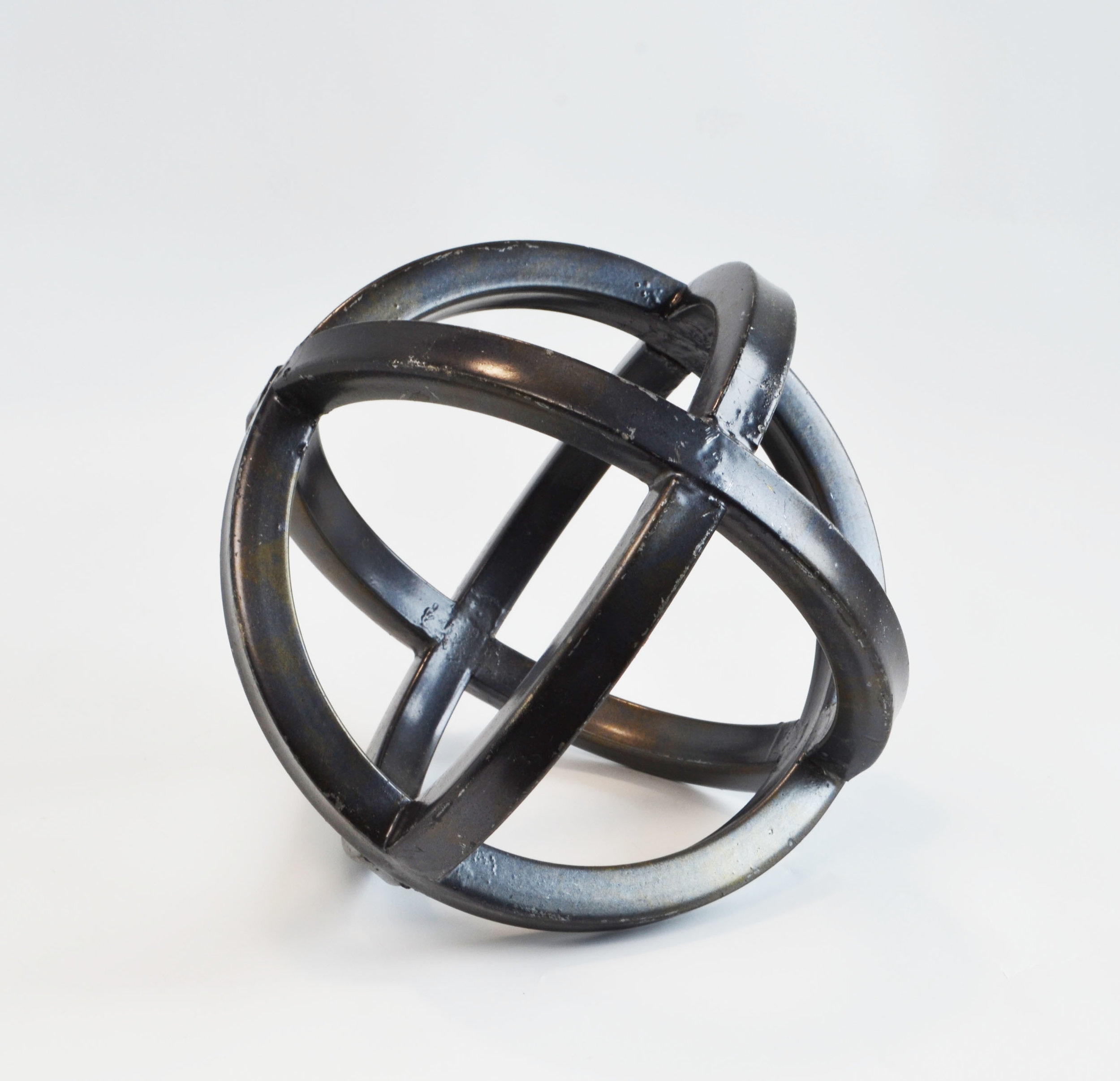 industrial black sphere   Quantity: 3  Price: $7.50