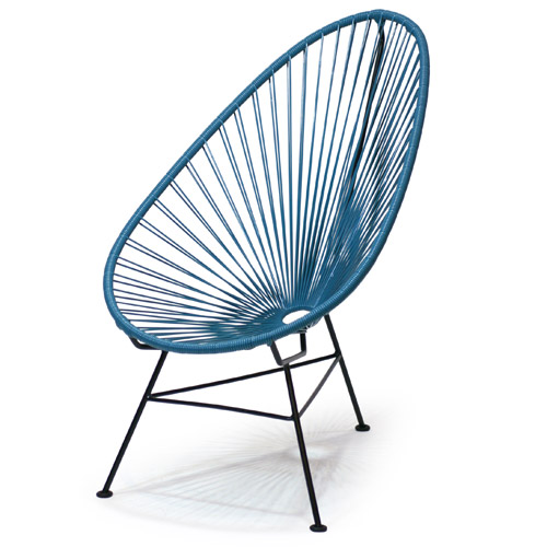 Havana chair - blue   Quantity: 2  Price: $50.00