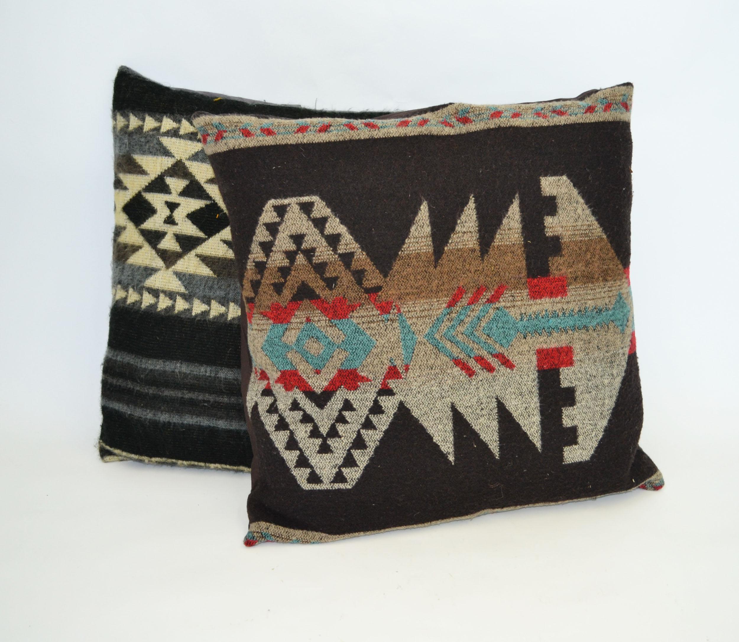 south western pillow - Dark   Quantity: 4  Price: $10.00