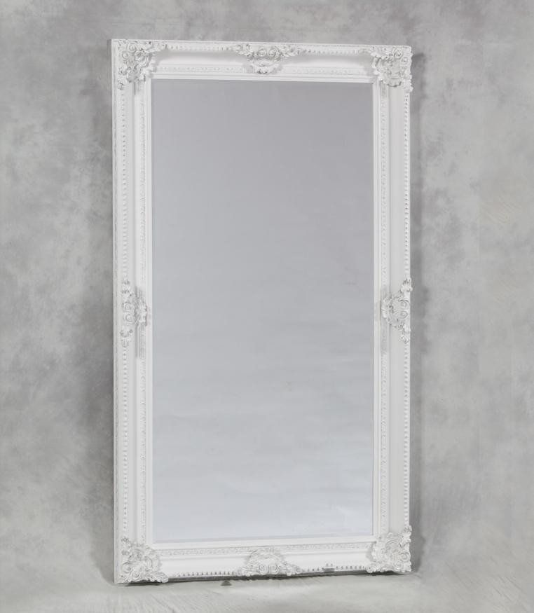 white mirror - tall  Quantity: 1  Price: $75.00 ($250 including graphic)