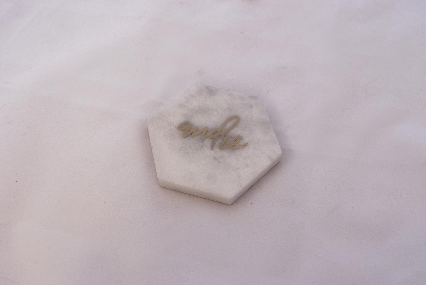 hex marble   Quantity: 19  Price: $8.50