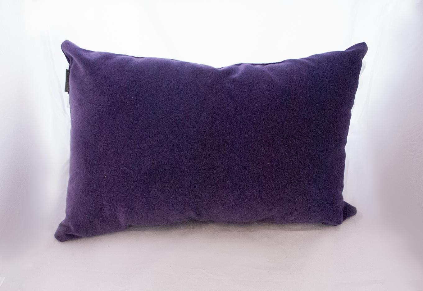 royal purple pillow   Quantity: 2  Price: $10.00