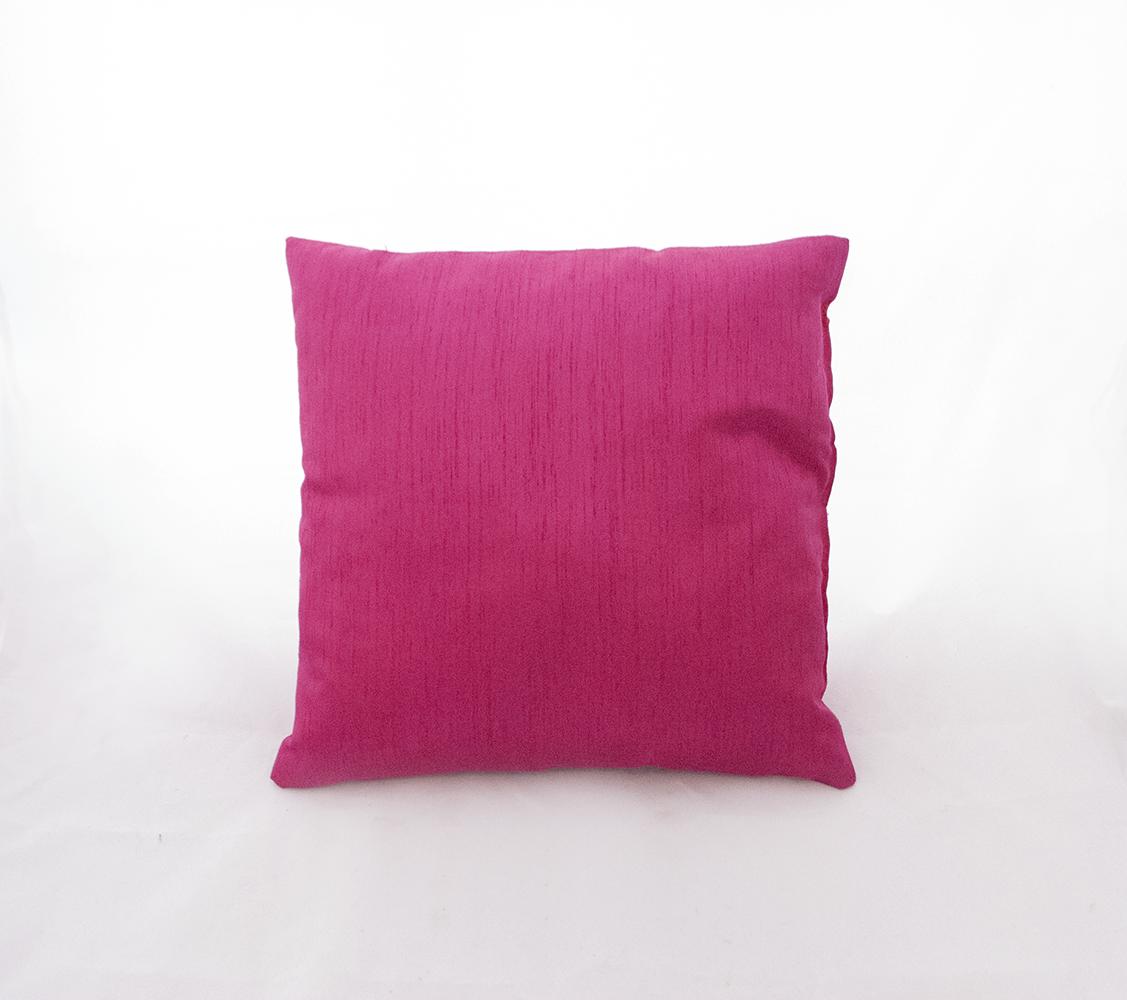 magenta pillow   Quantity: 4  Price: $10.00