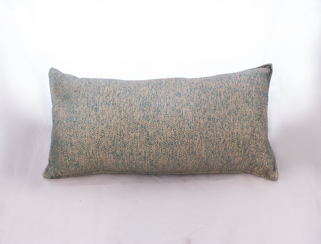 Gold & Teal pillow   Quantity: 1  Price: $10.00