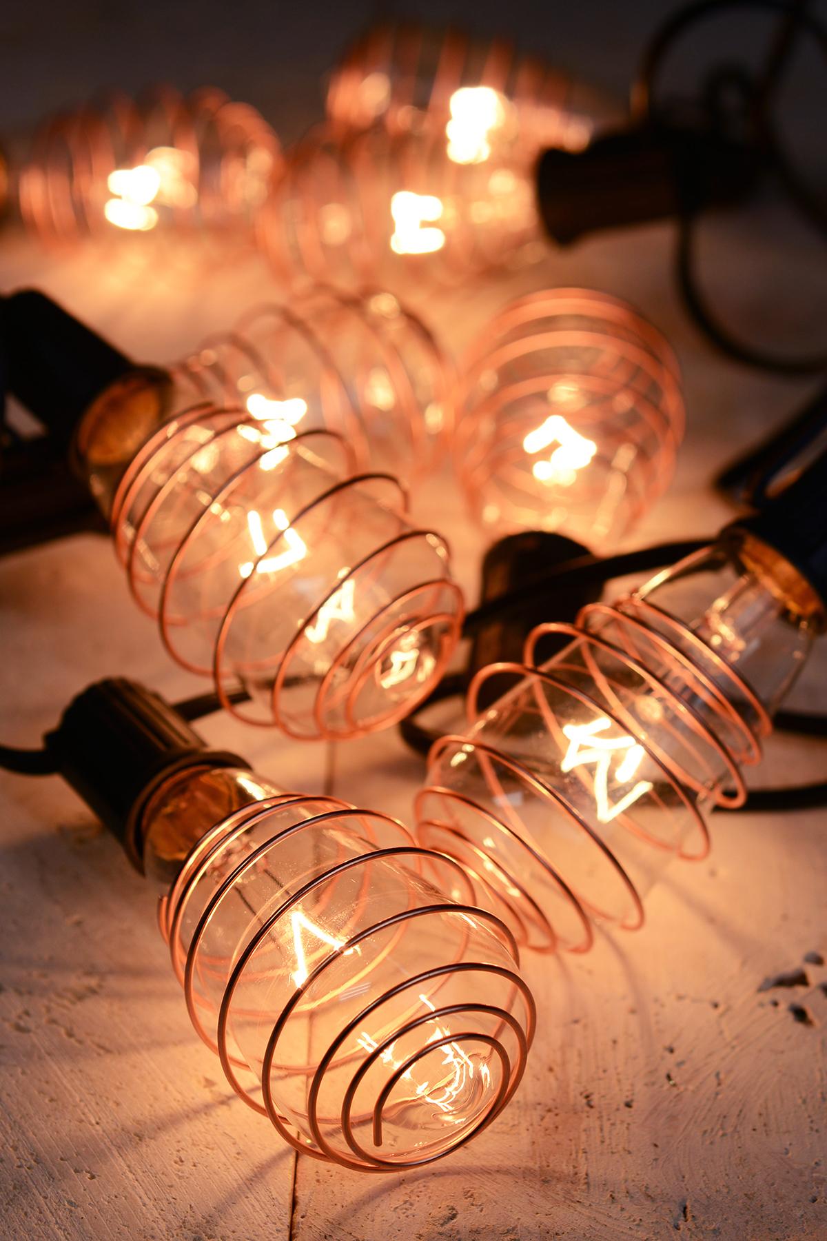 string light + copper wire   Quantity: 1  Price: