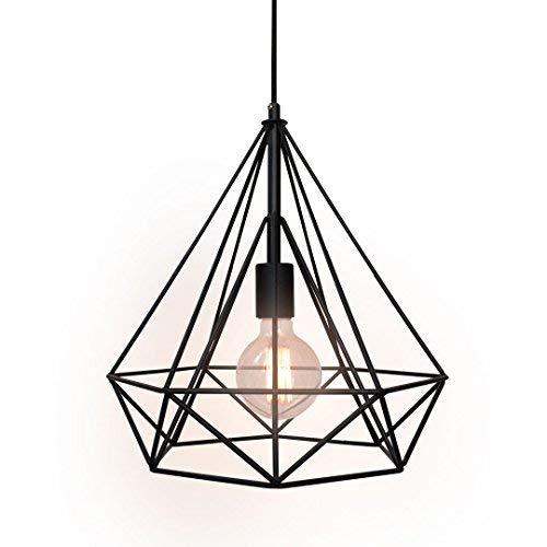 black geo pendant light   Quantity:  Price: