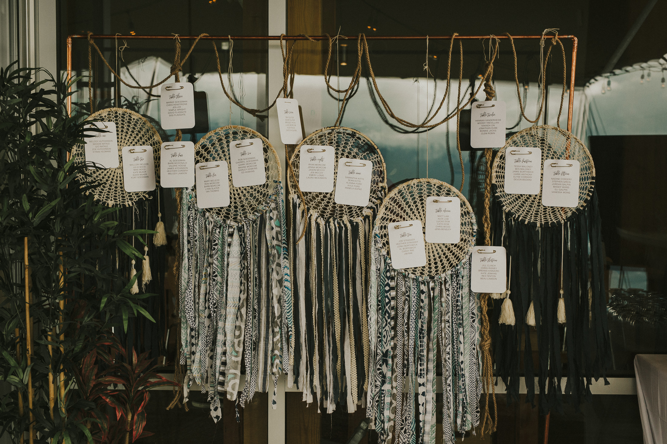 dream catcher seating chart  Quantity: 11  Price: $25.00/ each